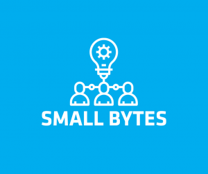 GIVE A SMALL BYTE