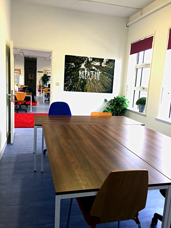 Bolan, Meeting Room at TheWorkary Welling